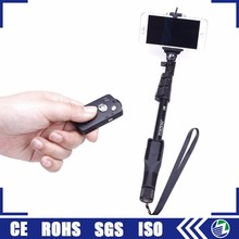 Hot camera smartphone extendable hand held waterproof yunteng yt-1288 self picture monopod