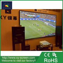 120 inch nhk daylight projector screens, ultra short throw projector screen