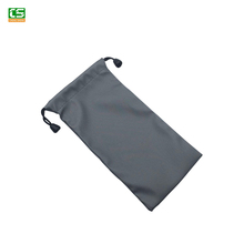 Top Sale Printed Microfiber Drawstring Glasses Cleaning Pouch