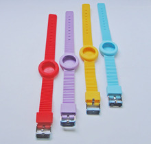 personalized watchstraps rubber silicone wrist watch bands straps
