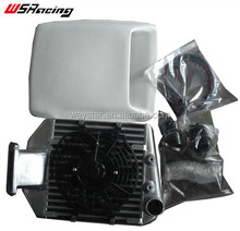 Performance TMIC intercooler for toyota landcruiser 80series intercooler kit 1HDT HDJ80 top mount intercooler
