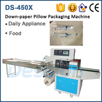 OPP / PE film plastic bag Automatic Medical syringe packaging machine