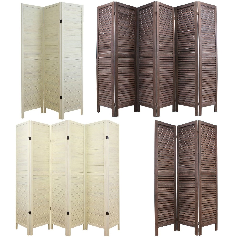 how to make a folding screen room divider