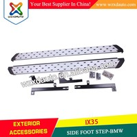 HYUNDAI IX35 CAR AUTO ACCESSORIES IX35 STAINLESS STEEL SIDE FOOT STEP