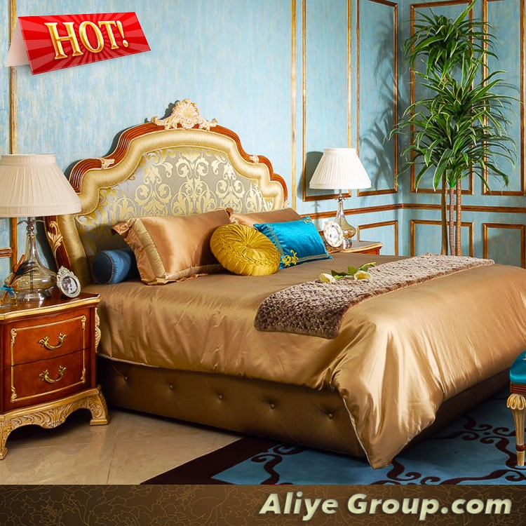 AMF9108-European style king alibaba ashley furniture bedroom sets