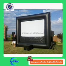Inflatable advertising billboard,outdoor advertising inflatable, TV film screen