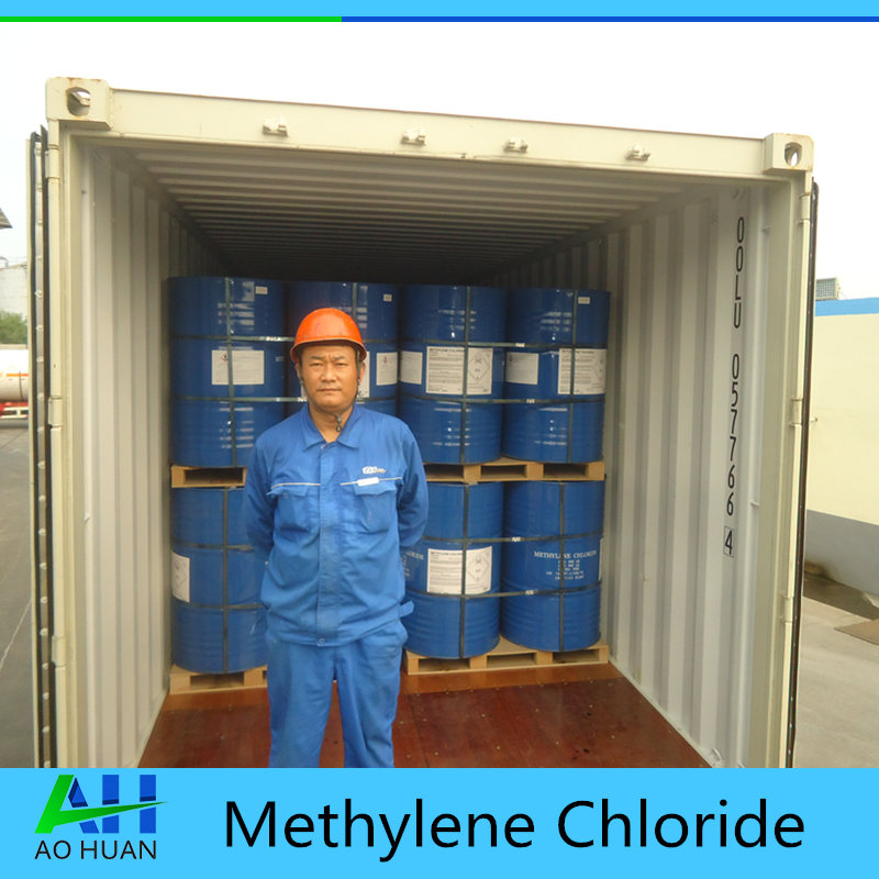Chlorinated Solvent high purity Dichloromethane DCM