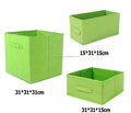 Household Foldable Fabric Storage Box