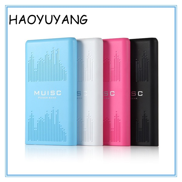Gadgets 2017 Music Power Bank 10000mah Power Banks Usb Chargers for iPhone/Samsung/iPod/iPad