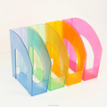 Colourful acrylic file brochure holder