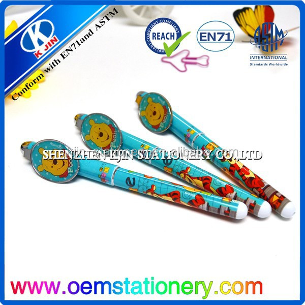Roller pen Metal pen set with your logo/imprinted promotional plastic ball pen