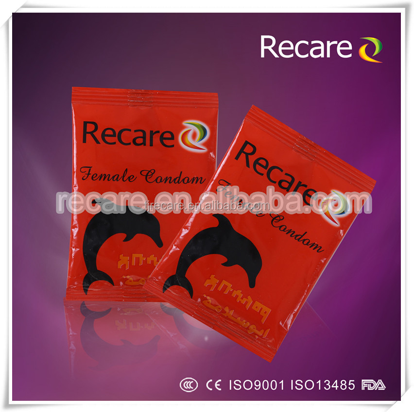 natural latex sex product female reusable condom