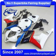 FFKHD009 Motorcycle Fairings For CBR600RR 2007 2008 Black&Red&Red