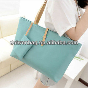 2013 new design style high quality lady bag/handbags for Noble women with pu
