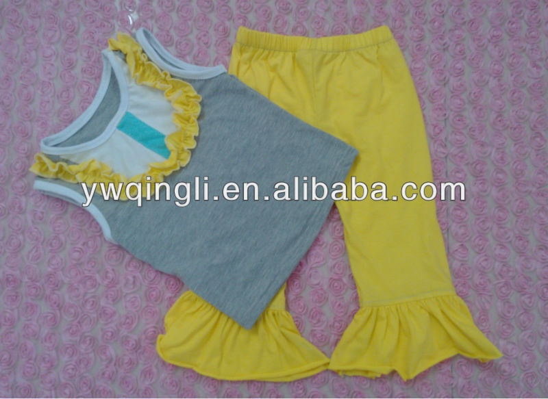 OU-A48 wholesale kid t-shirt,kid wear,baby clothes