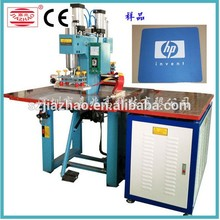 2015 competitive price mouse mat hot-press logo machine with ce