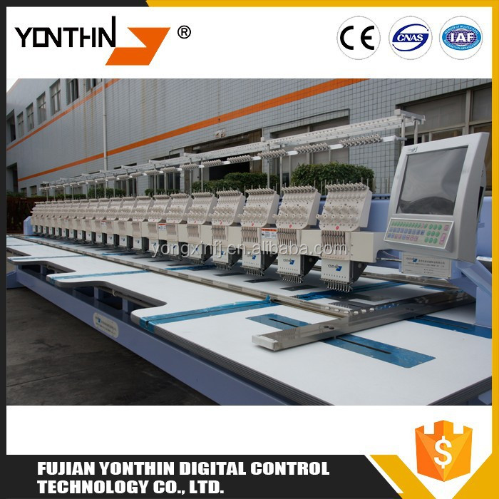 Top Quality Coiling Computerized Embroidery Machine