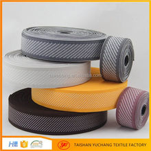 newest mattress tape weaving machine making edge banding tape
