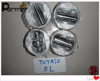 Hot sale 13101-54120 engine piston For Toyota 5L 99.5mm