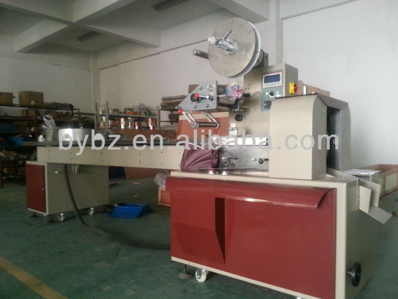 High Speed Automatic Chewing Gum Packing Machine / 0086-13916983251