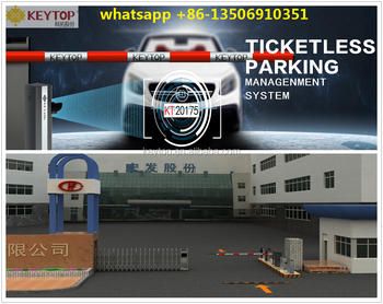 User-Friendly Smart LPR Car Parking System for Parking Lot Management