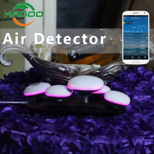 Home Use 10 Square Meter Pm 2.5 Detector Free Combination Indoor Pm 2.5 Air Quality Monitor
