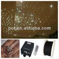 PMMA Optic Cable Lighting , Starry Sky LED Star Ceiling light