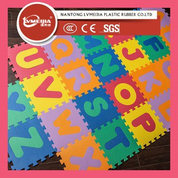 Childrens Play Mat Baby Eva Jigsaw Puzzle Mat Alphabet Kids Floor Mat