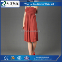 loose japanese pleated clothes dress for women