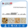 Automatic Frying Snack Food Production Line