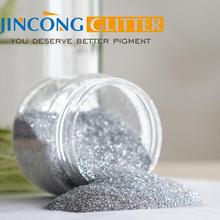 bulk PET Eco-friendly glitter powder whosales for screen printing, nail polish, wallpaper, Christmas decoration