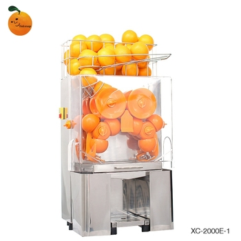 Hot Best Selling Industrial Orange Juicer Machine
