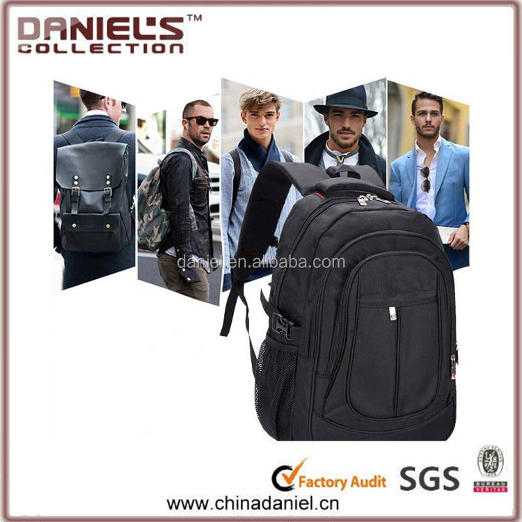 600D Material and Day Backpack Use gym bag