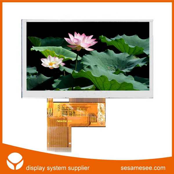large resistive touch screen