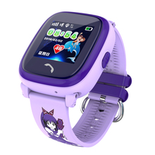 skmei DF25 wrist watch for kids IP67 waterproof child phone watch with SOS help voice intercom function