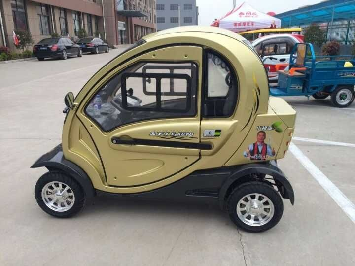 Four wheel electric passenger scooter made in GUOWEI China