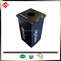 2015 corrugated PP recycling bin stand