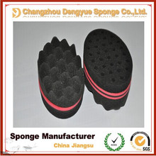 Hair Salon/Hair twist Locs/ Hair Twists Sponge For Black Twists Hair Detangler