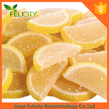 Health food fruit soft jelly candy China gummy candy hot sale