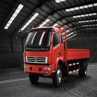 light truck for cargo transportation more effective than kia cargo truck