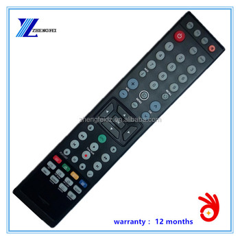55 keys 55 buttons stb universal remote control for skyworth/skyway/tcl/changhong tv