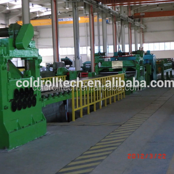 China Hot Sale High Speed High Precision Steel Coil Cut to Length Line
