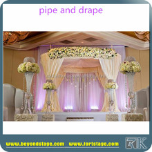 flower wall backdrop/mandap sale india/ceiling drapery for wedding event
