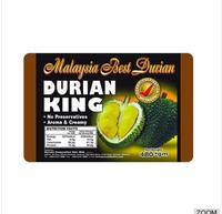 Best Durian - Malaysia King Of The Fruit