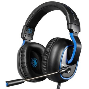 SADES R4 Gaming Headset Headphone 3.5mm Stereo For/Pc/Ps4/Xbox One Noise Canceling Headphone