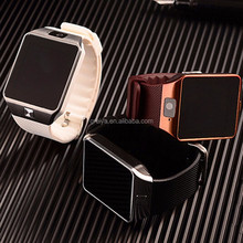 Hot cheap touch screen watch mobile phone dubai / top 10 wrist watch brands/wathes men luxury factory dz09