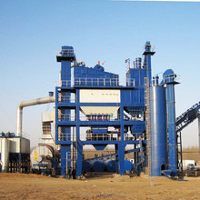 China Famous Brand Small Asphalt Hot Mix Plant Price LB500 Asphalt Mixing Plant with 40t/h Capacity