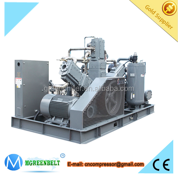 PET Bottle Blowing Used 40 Bar High Pressure Air Compressor Price