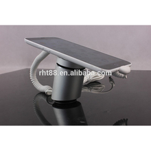 A21 Mobile cell phone security display stand burglar alarm system for all phones retail shop