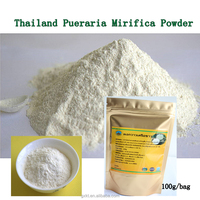 Thailand Pueraria Mirifica Herbal Extract Powder Breast Enlargement Tea